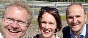 Frps stortingsrepresentant Åshild Bruun-Gundersen (bildet) oppildner sammen med andre Frp-politikere partiets fans i sosiale medier med påstander om at Arbeiderpartiet nå vil forby snus og e-sigaretter. - Helt feil, sier Arbeiderpartiets helsepolitiske talsperson Ingvild Kjerkol om svertekampanjen Frp har dratt i gang.