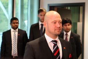 MISTILLIT: Arbeiderpartiet vil støtte et mistillitsforslag mot Frps justisminister Anders Anundsen (bildet), melder Dagsavisen. Foto: Regjeringen/Flickr