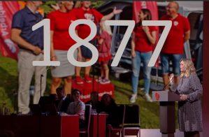 1.877 personer har meldt seg inn i Arbeiderpartiet hittil i år. Er du medlem ennå? Hvis ikke kan du bli det her - det tar deg bare 30 sekunder!