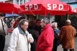 Tyske SPD gjør et galluphopp, og dermed er det flertall for et rødgrønt regjeringsalternativ for første gang på lenge. Framgangen kommer få uker etter Andrea Nahles avgang som SPD-leder i kjølvannet av det elendige valgresultatet til Europaparlamentet.