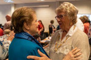 - Å vite at man får omsorg når man trenger det. Det tror jeg folk er opptatt av. Trygghet og omsorg, sier tidligere statsminister Gro Harlem Brundtland på spørsmål om hva hun tror vil avgjøre velgernes partivalg i år.