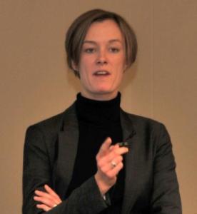 LURERI: Stortingsrepresentant Anette Trettebergstuen mener at Høyre og Frp forsøker å lure folk i debatten om kutt til uføre. Foto: Bjørn Jarle Røberg-Larsen