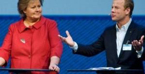 Påtroppende statsminister Erna Solberg har brukt store deler av fredagen på å oppfordre Heikki Holmås til å be Siv Jensen om unnskyldning. Lørdagen bør hun bruke til selv å be Heikki Holmås om unnskyldning.