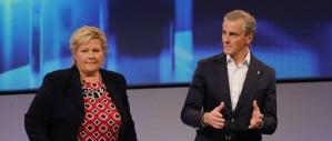 Mange av Høyres velgere fra stortingsvalget i fjor høst er misfornøyde med partivalget sitt. Hele 93.000 av dem sier de heller vil stemme Arbeiderpartiet hvis det var valg nå.