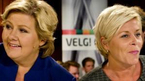 I valgkampen lovte Erna Solberg velgerne en handlekraftig regjering. Nå rykker fremtredende økonomer ut og slår fast at er det noe en Høyre/Frp-regjering vil mangle, så er det nettopp handlekraft. Samtidig kan en ny regjering ende opp med å føre stikk motsatt økonomisk politikk av hva både Høyre og Frp lovte før valget.
