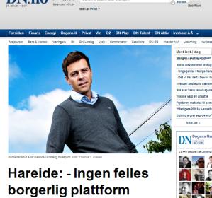Krf-leder Knut Arild Hareide nekter å forplikte seg til en felles borgerlig plattform før stortingsvalget. Dermed setter han døra på gløtt for et Ap-samarbeid etter valget. Kan han tas alvorlig, eller er det et forsøk på en taktisk manøvrering inn mot et av valgkampens opplagte hovedspørsmål - regjeringsspørsmålet?