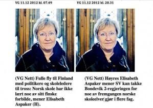 Frekt, flaut og pinlig. Høyre har sporet helt av, og kritiserer regjeringen på autopilot. 11. desember ble det klart for absolutt alle hva slags lavmål Høyre har lagt seg på i det politiske ordskiftet.