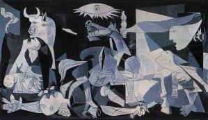 Da det Franco-underlagte Luftwaffe-korpset Legion Condor terrorbombet den spanske byen Guernica, ble opp mot 1600 mennesker drept og et ukjent antall andre såret. Angrepet førte også til at Pablo Picasso malte et av verdenshistoriens mest kjente bilder. I dag er det nøyaktig 75 år siden bombingen.