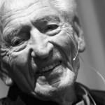 103-åringen Haakon Lie får ikke lov til å velge sykehjem selv (faksimilebilde fra Scanpix)