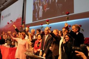 Lørdag 14. juni er det ekstraordinært landsmøte i Arbeiderpartiet. Du kan følge møtet live her på Sosialdemokraten.no fra kl 11.30!