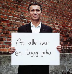 I dag er det nøyaktig sju år siden Stoltenberg II-regjeringen overtok styringen av landet. Det har blitt sju store år for Norge, og her på Sosialdemokraten.no kårer vi de neste dagene de sju største seirene gjennom disse sju årene - som vi ikke ville opplevd med en borgerlig regjering. I dag: Regjeringen Stoltenberg vant kampen mot massearbeidsløsheten.