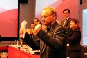 STØRST I OSLO: ARbeiderpartiet er Oslos største parti på ny gallup, og Raymond Johansen (bildet) kan bli Arbeiderpartiets første byrådsleder i byen siden 1996. Foto: Bjørn Jarle Røberg-Larsen