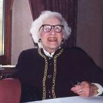 Lever 97 år gamle Millvina Dean midt i norsk høyresides våte politiske drøm for eldreomsorgen?